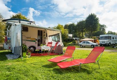 Camping en Wallonie - camp - campement - bivouac - caravane - Camping Worriken dans les Cantons de l'Est