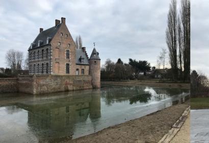 Château - Comtes - Mouscron - patrimoine - promenade contée
