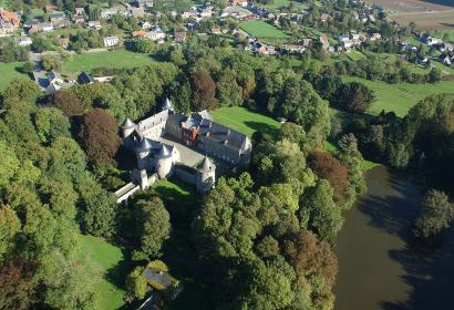 Château - médiéval - Corroy-le-Château - 1270 - Comte Philippe de Vianden