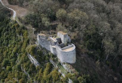 Fortification de Crèvecœur à Bouvignes