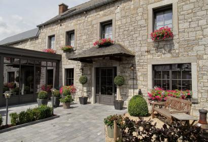 Hôtel - Le Fenil - Celles - plus beaux villages de Wallonie