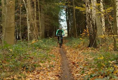vélo tout terrain - VTT - randonnée - course de vélo - sentiers - parcours