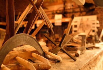 Museum - rural life - Huissignies - Chièvre