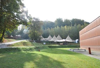Découvrez le Préhistomuseum, le site préhistorique de Ramioul à Flémalle