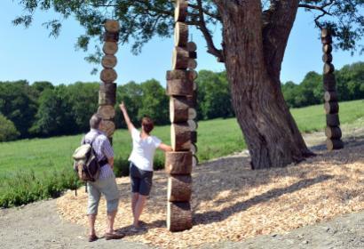 Les Sentiers d'Art en Condroz-Famenne - Wallonie insolite
