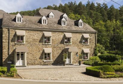 Hôtel - Le Moulin de Daverdisse - Bien-être - silence - repos - Ardenne
