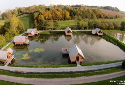 Aqualodge Ermeton-sur-Biert