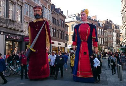 FOLKNAM Journée du Folklore et des Traditions namuroises