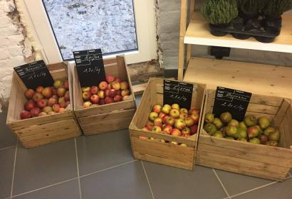 Ferme du Patriote - fruits - Chastre