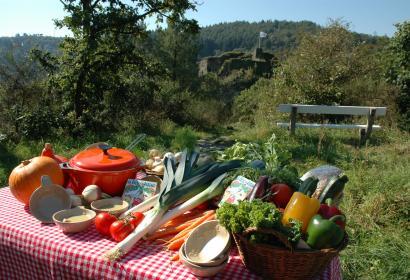 Festival de la Soupe La Roche en Ardenne château