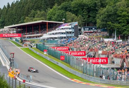 Racetracks - Spa Francorchamps - F1 - Formula 1- Belgium