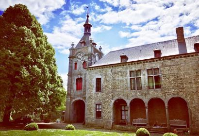 Château Fort - Ecaussinnes-Lalaing - vie médiévale