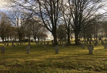 German - Cemetery - Recogne