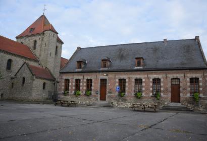 Gite Ajiste dit du Prieuré - Aubechies
