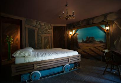 Chambres d'hôtes - Western City - Chaudfontaine