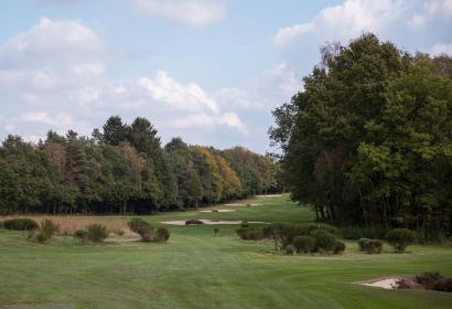 Royal - golf club - fagnes - Spa - Hole 13
