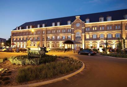 Van der Valk - Hôtel - Verviers - hôtel-restaurant - architecture remarquable - qualité
