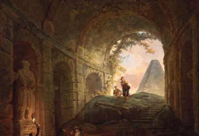 Les Découvreurs dantiques - Musée d'Art et d'archéologie de Valence