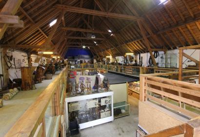 Visitare Animalaine - Museo della Lana e parco zoologico a Bastogne - Provincia del Lussemburgo (Vallonia)