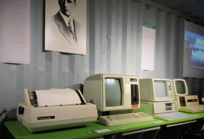 computer - museum - ordinateur