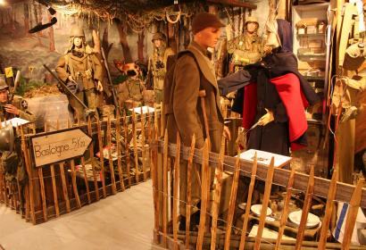Musée - Souvenir - 40-45 - Perwez