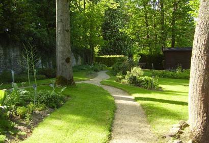 Jardin naturel de Gerpinnes - Le Magnolia - Cercle horticole