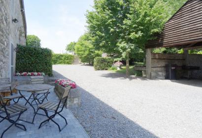 Gîte rural - La Maison d'à côté - Méan
