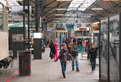 MTCW - Musee - Transports en commun - Wallonie - expo permanente - animation scolaire