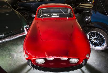 Mahymobiles, musée de l'auto
