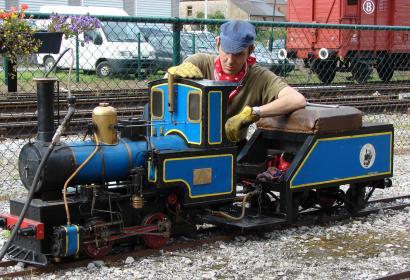 Visitez le Musée du Chemin de Fer à Vapeur des Trois Vallées à Treignes et découvrez l'histoire industrielle et ferroviaire de la Belgique