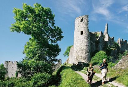 Château - montaigle - valée du Flavion