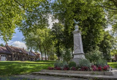 Montignies-sur-Roc, un des Plus Beaux Villages de Wallonie