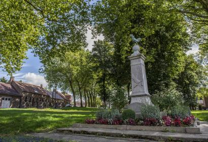 Montignies-sur-Roc, un des Plus Beaux Villages de Wallonie