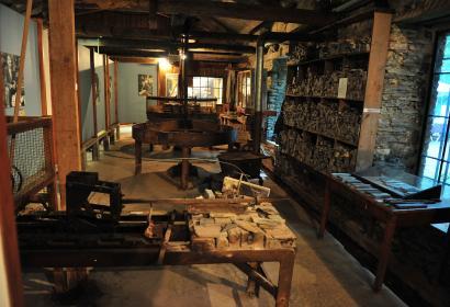 Musée du Coticule - Wallonie insolite