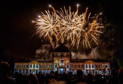 La Nuit du Feux, un spectacle haut en couleurs au Domaine du Château d'Hélécine
