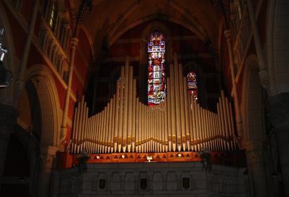 Découvrez des artistes talentueux dans le cadre du Festival d'Orgue de Châtelet à l'Eglise Saints-Pierre et Paul