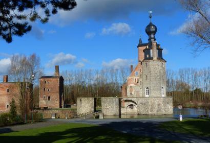 Château d'Havré - origine très ancienne - mons - Havré