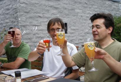 Distillerie de Biercée à Ragnies