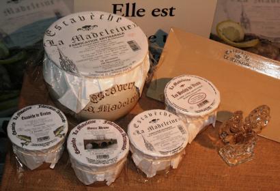 """Escavèche artisanale """"La Madeleine""""- Escavir"""