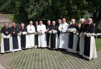 Promenade Gourmande des Hostieux Moines de l'Abbaye de Villers en Brabant