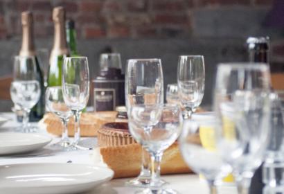 Restaurants en Wallonie pour le MICE