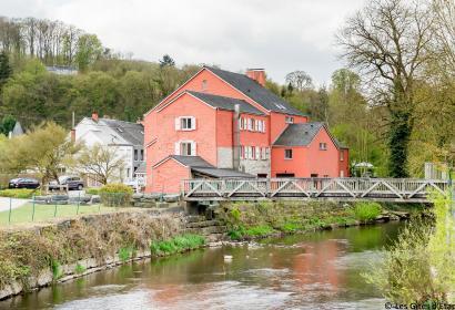 Gîte d'Étape - KALEO - Rochefort - Le Vieux Moulin - Hébergement - séjours - activités
