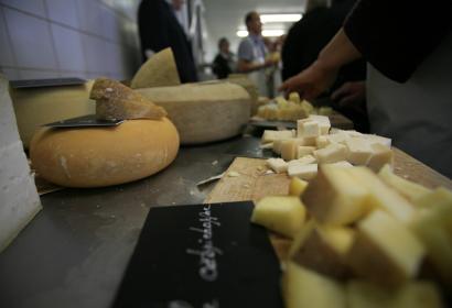 Fête de la route du fromage de Maffe et du Gros-Chêne