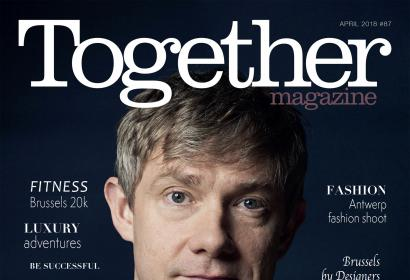 Cover - Together - Magazine