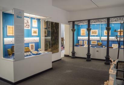 Visit le Musée de la Ville d'eaux à Spa