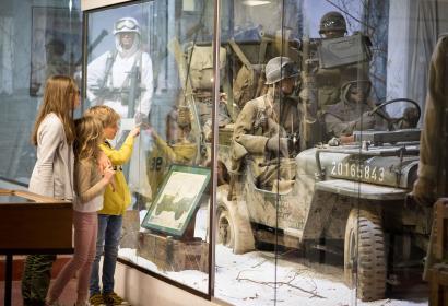 Baugnez 44 - Historical Center - Musée - bataille des Ardennes