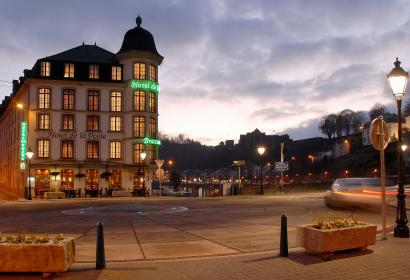 Hôtel - la Poste - Bouillon