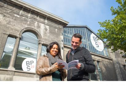 BPS22 Musée d'art de la Province du Hainaut à Charleroi