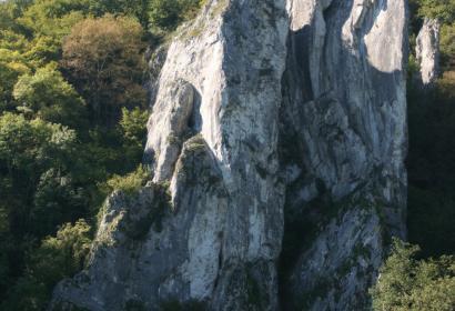 Les aiguilles de Chaleux - Wallonie insolite