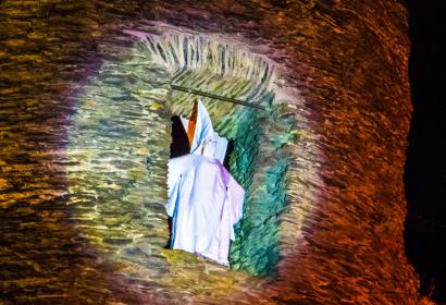Berthe, le fantôme la roche